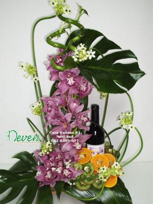 Aranžman sa orhidejama