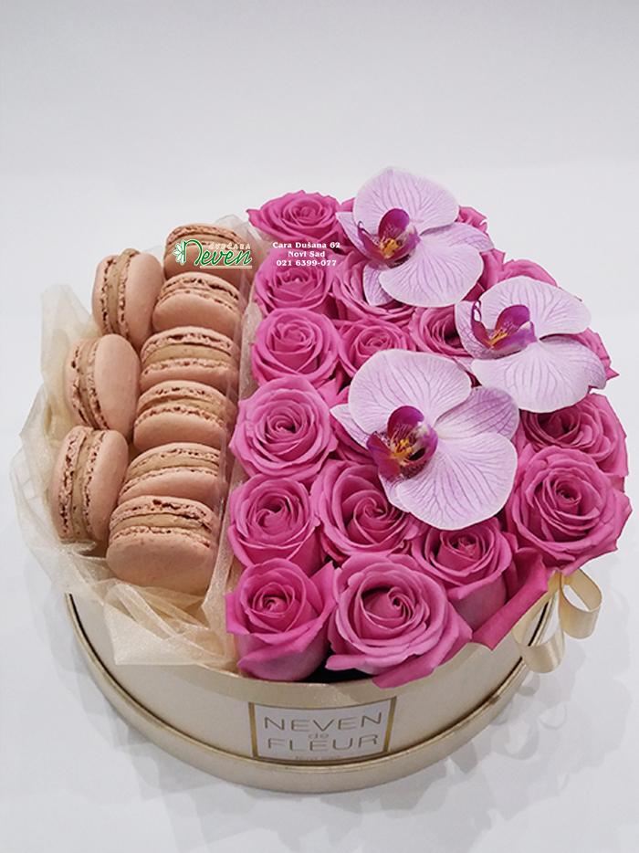 Makaronsi i ruže